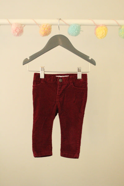 Old Navy Corduroy Pants 6-12M