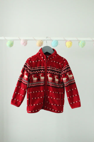 UNI QLO Fleece Sweater 5T