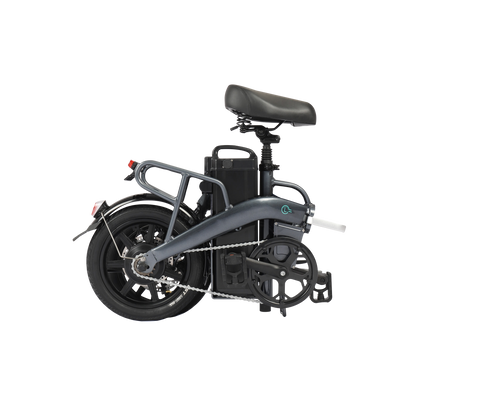 Fiido D11 - Super Light Folding Electric Bike 20 Inch 12.8kg 250W