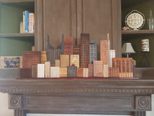 """Free Stand"" - Skyline Build - Large 42.5"" x 16.5"" x 3.5"" Office / Lobby / Mantel - Large"