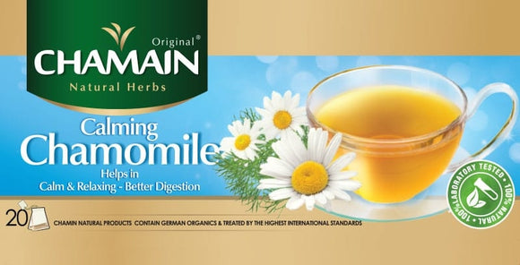 ~Chamain Chamomile 20 Bag ~ {شامين بابونج 20 ظرف}