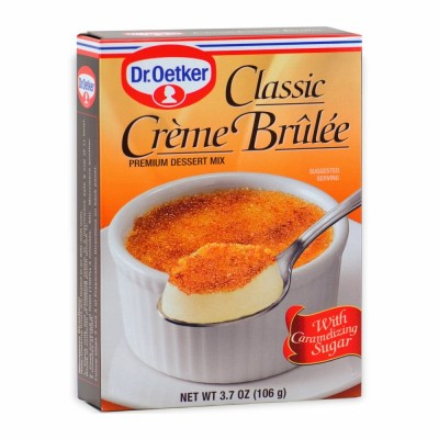 ~Oetker Cream Brule 3.5oz~ {كريم برول 110غ}