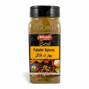 ~Adonis Falafel Seasoning 9oz~ {بهارات فلافل 255غ}