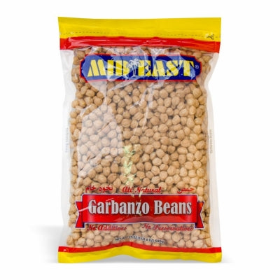 ~M.E. Dried Garbanzo Beans 24oz~ {حمص حب 680غ}