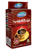 ~Haseeb Coffee Medium Cardamom 18oz~ {بن حسيب هال وسط 500غ}