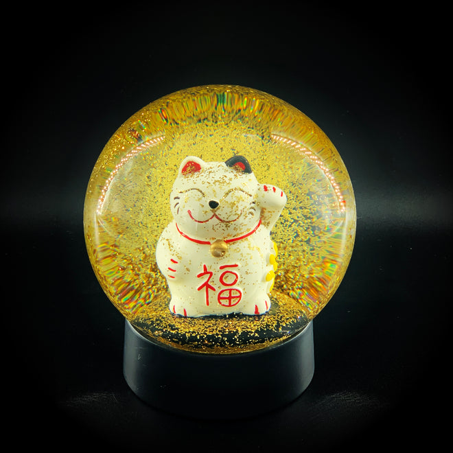 All RGA Snow Globes