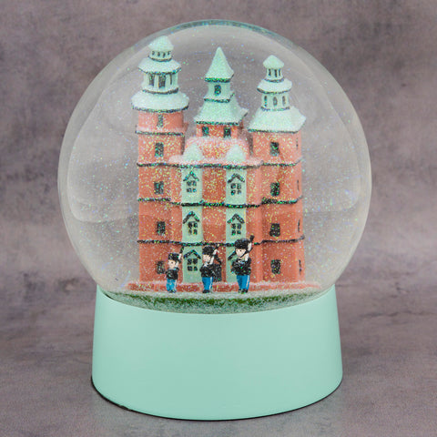 KONGENS HAVE / KINGS GARDEN SNOW GLOBE