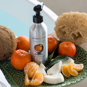 Shower gel coco y mandarina 200ml