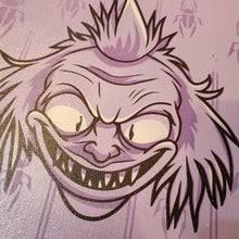 "Load image into Gallery viewer, Terrorizing Beetlejuice- 12"" x 24"" CANVAS"