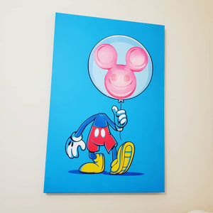 "Airhead - 24"" x 36"" CANVAS"