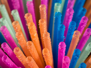Straws by Davide P