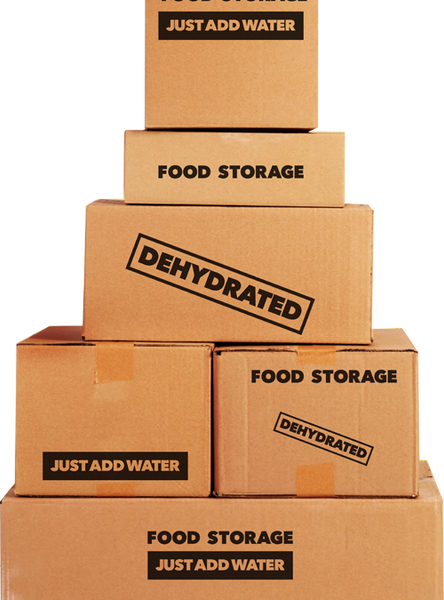 The 4 Types of Food Storage – Know your Options