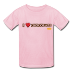 Gildan Ultra Cotton Youth T-Shirt - light pink