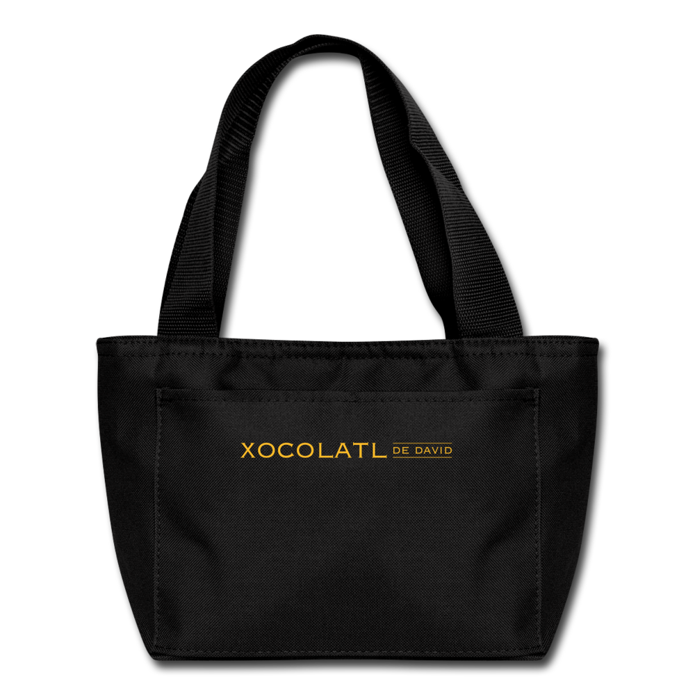 Insulated Chocolate Carry Bag - black