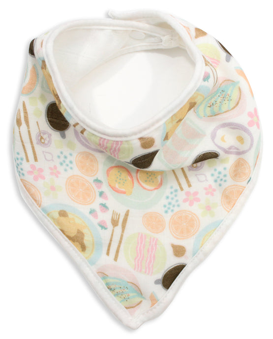Brunch Muslin Bandana Bib - Shop Tiffany Wong Design
