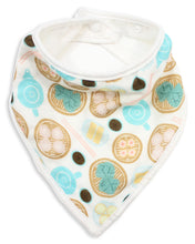 Load image into Gallery viewer, Dim Sum Muslin Bandana Bib - Shop Tiffany Wong Design