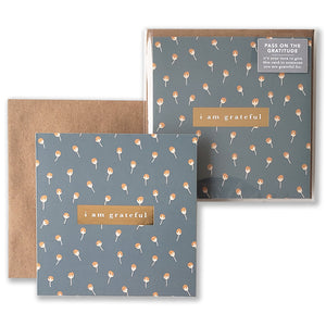 Floret Gratitude Cards - Shop Tiffany Wong Design