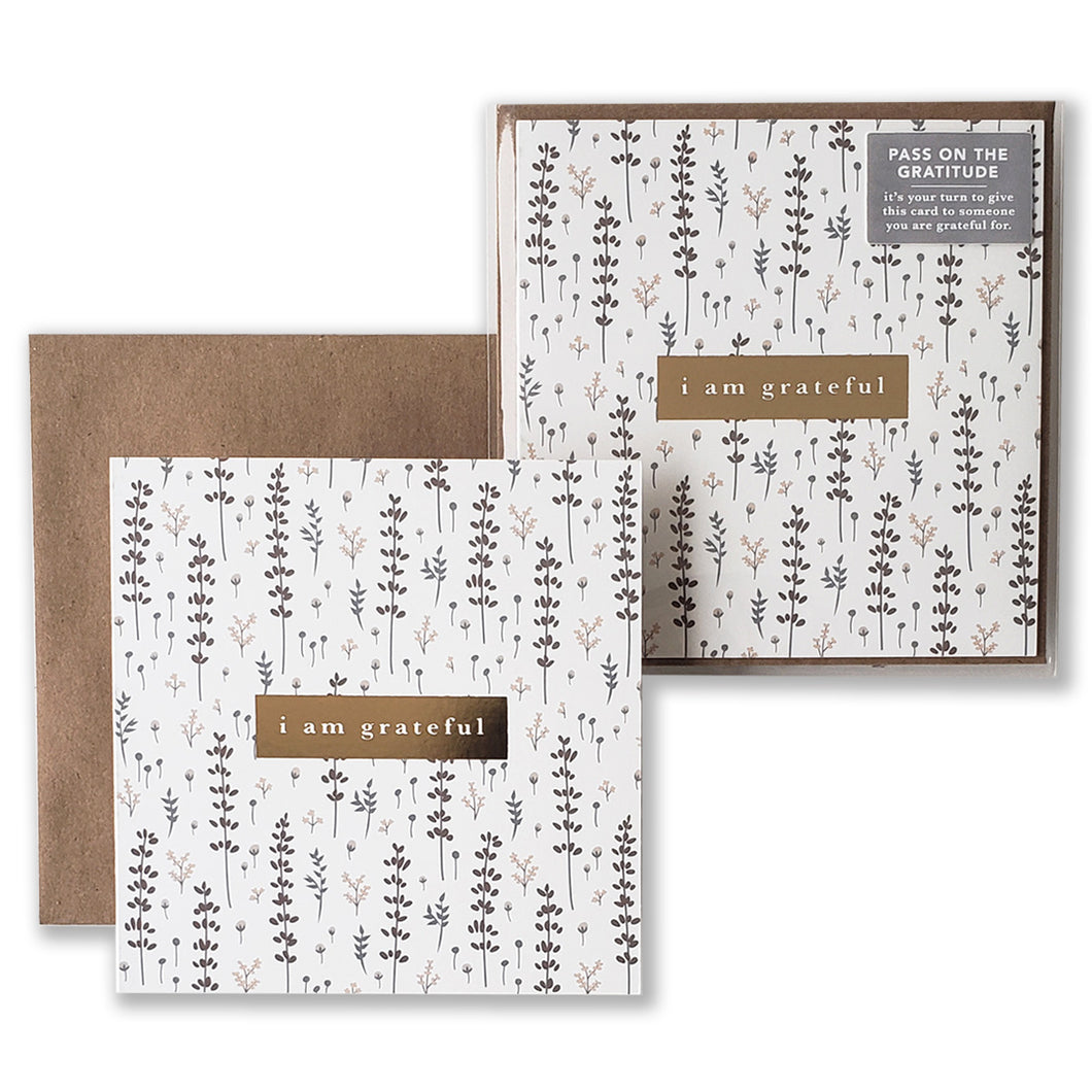 Lovely Lavender Gratitude Cards - Shop Tiffany Wong Design