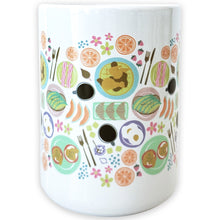 Load image into Gallery viewer, Brunch Ceramic Mug - Shop Tiffany Wong Design