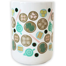 Load image into Gallery viewer, Dim Sum Ceramic Mug - Maylay Co.