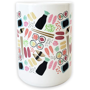 Sushi Ceramic Mug - Maylay Co.