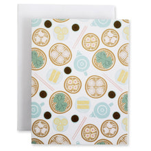 Load image into Gallery viewer, Dim Sum 5Pk Notecards - Shop Tiffany Wong Design