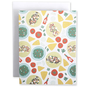Tacos 5Pk Notecards - Shop Tiffany Wong Design