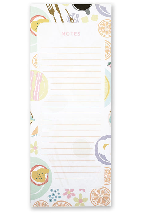 Brunch Notepad - Maylay Co.