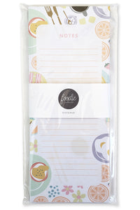 Brunch Notepad - Shop Tiffany Wong Design
