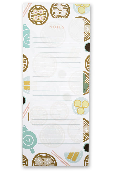 Dim Sum Notepad - Shop Tiffany Wong Design