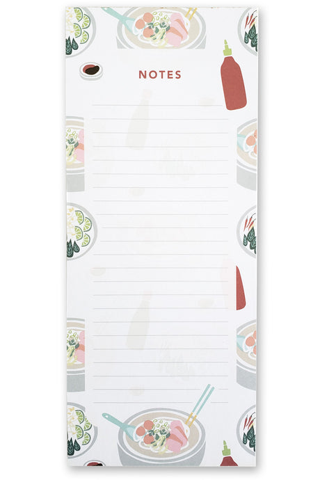 Pho Notepad - Shop Tiffany Wong Design