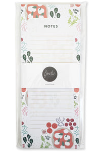 Pizza Notepad - Shop Tiffany Wong Design