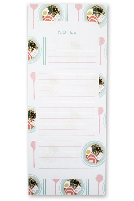 Ramen Notepad - Shop Tiffany Wong Design