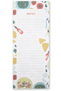 Tacos Notepad - Shop Tiffany Wong Design