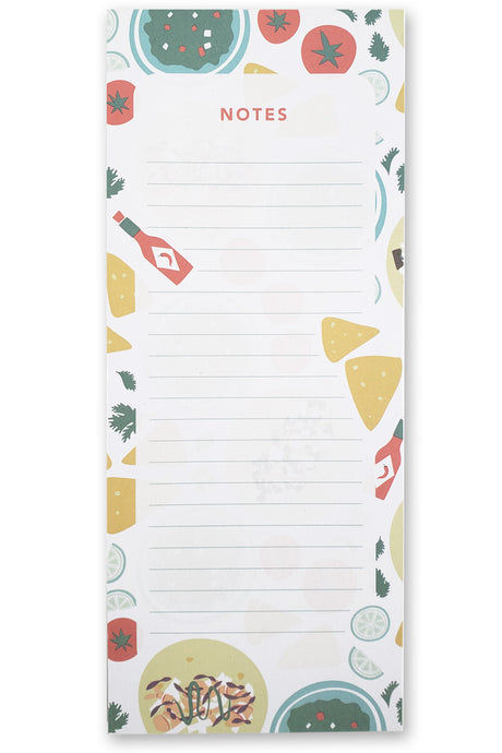 Tacos Notepad - Maylay Co.
