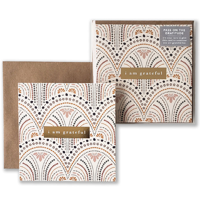 So Delicate Gratitude Cards - Maylay Co.