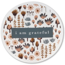"Load image into Gallery viewer, Sweetness 3"" Clear Gratitude Sticker - Maylay Co."