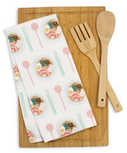 Load image into Gallery viewer, Ramen Tea and Dish Towel - Shop Tiffany Wong Design