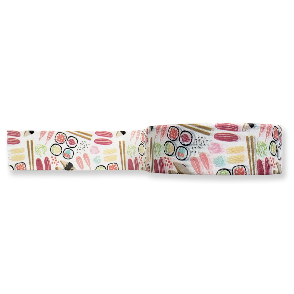 Sushi Washi Tape - Shop Tiffany Wong Design