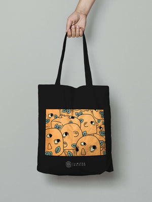 PEOPLE TOTE BAG - YKOKOHA