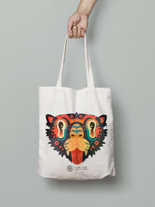 TIGER TOTE BAG - YKOKOHA