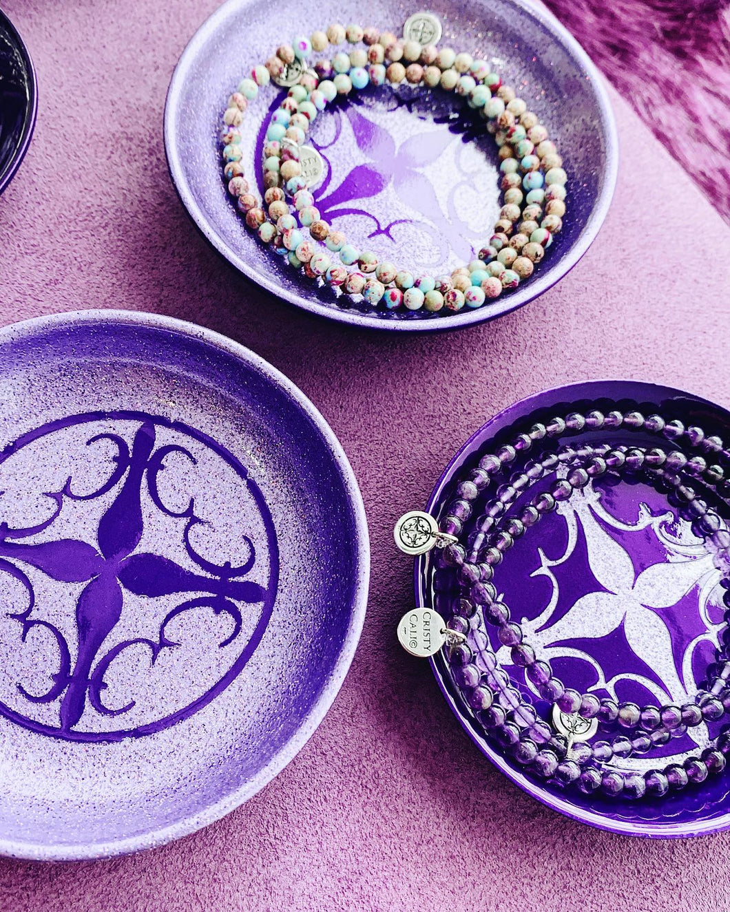 Cristy Cali Jewelry Dishes