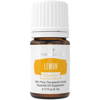 Lemon Vitality™ Young Living™ Essential Oil Blend - 5 ml