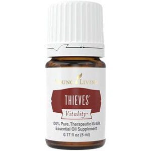 Thieves Vitality™ Young Living™ Essential Oil Blend - 5 ml