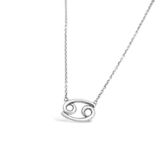 Load image into Gallery viewer, Cancer Zodiac Necklace
