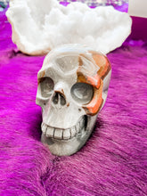 Load image into Gallery viewer, Gemstone Skull Extraordinaire Edition
