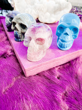 Load image into Gallery viewer, Gemstone Skulls - Large