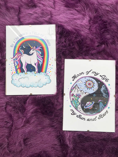 Prints by Narwhal Girl - 5 x 7