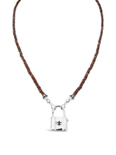 Load image into Gallery viewer, Cali Padlock Signature Necklace