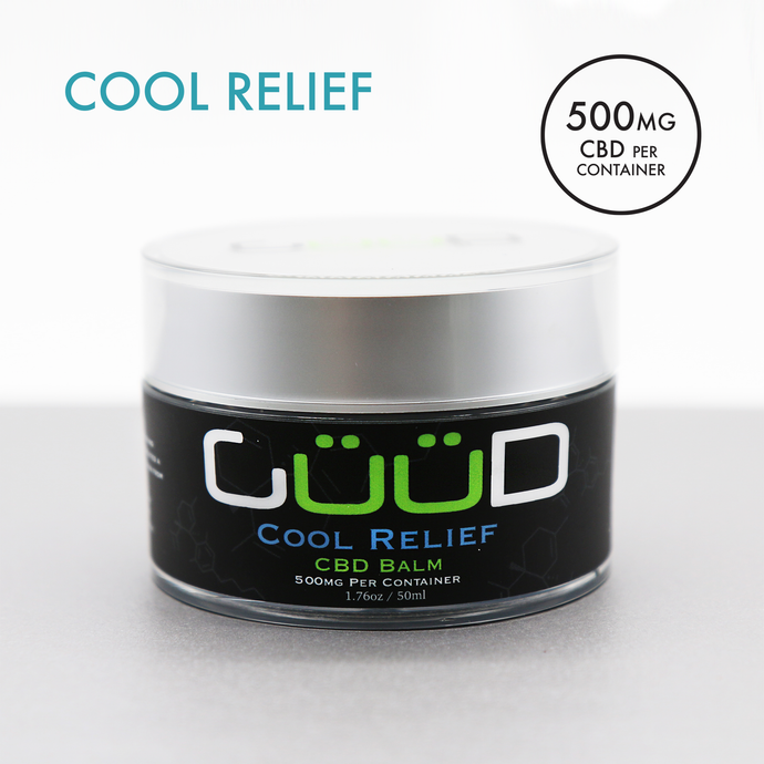 Cool Relief Balm